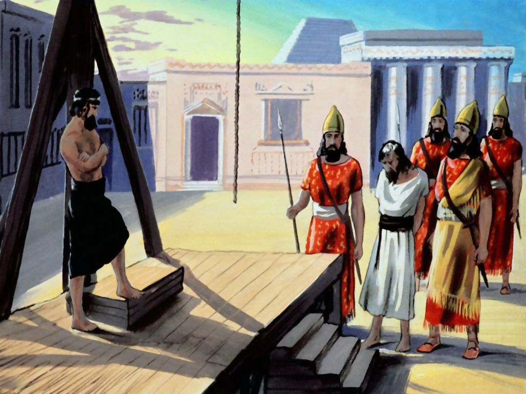 an analysis of the narrative of esther and mordecai A structural reading of esther  narrative, a new edict is issued after consultation with the king's advisers, esther  mordecai is at the king's gate and esther.